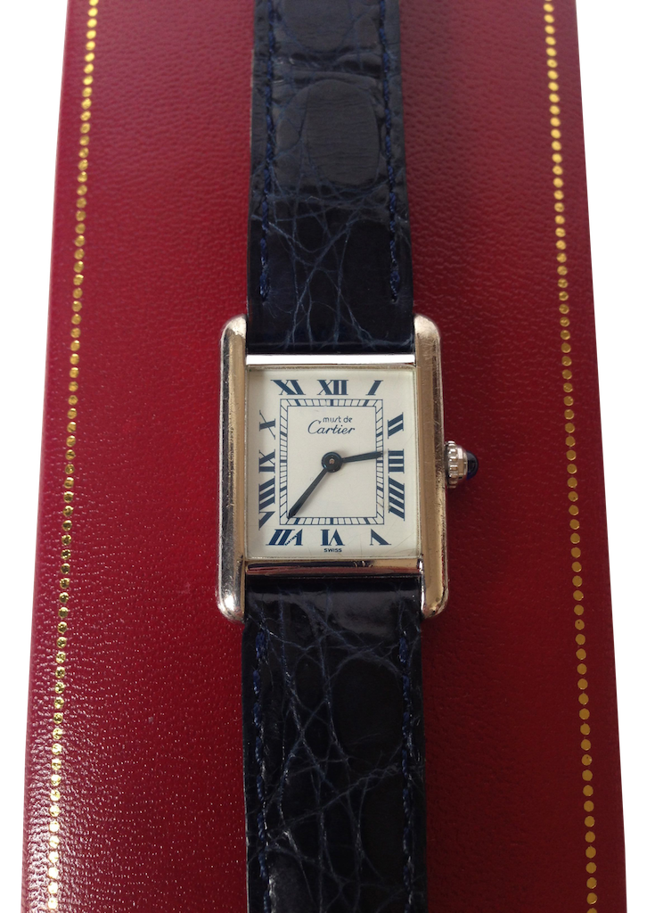 Cartier Tank Lady watch