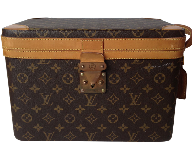 Louis Vuitton Monogram Vanity Case