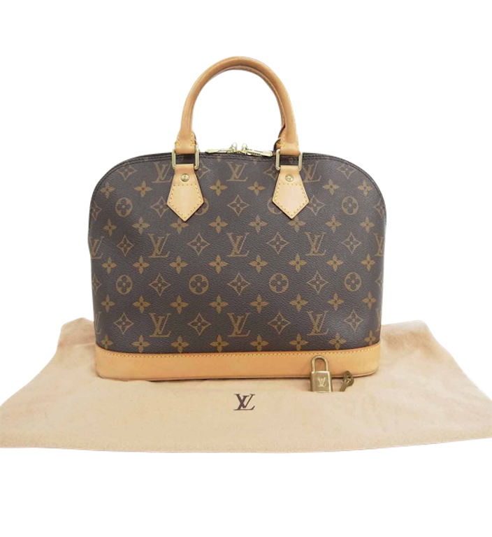 Sac Louis Vuitton Alma Monogram