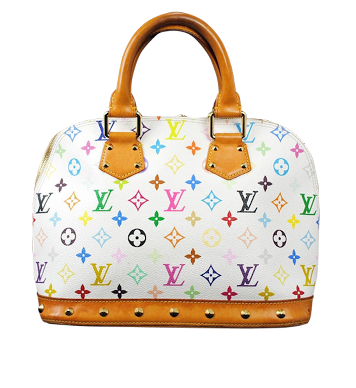 Sac Louis Vuitton Alma Multicolore