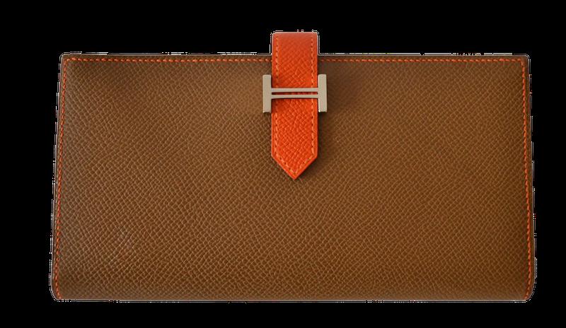 Portefeuille Hermès  Béarn