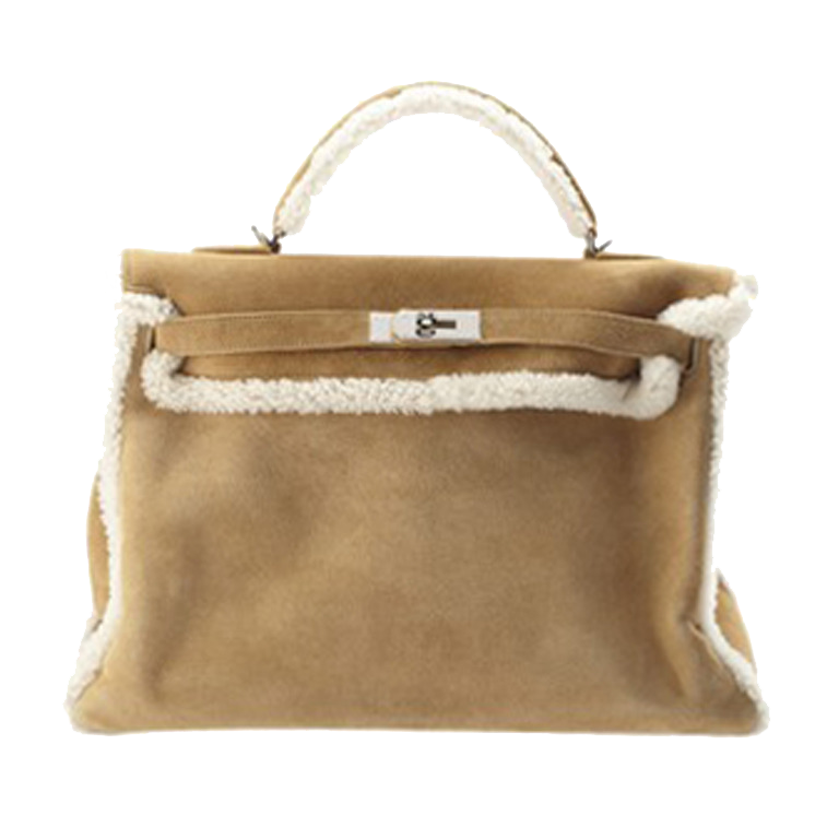 Sac Hermes Kelly 40 Collection Teddy