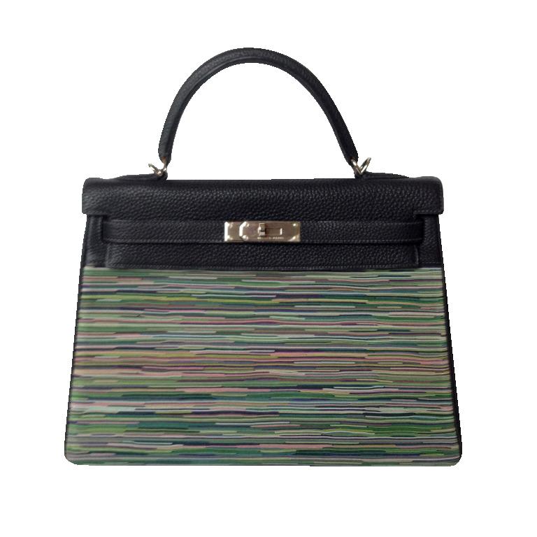 Sac Hermès Kelly 35 Vibrato