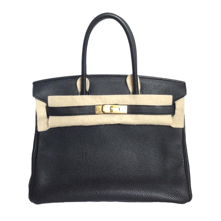 Hermès Birkin 30 Togo Noir
