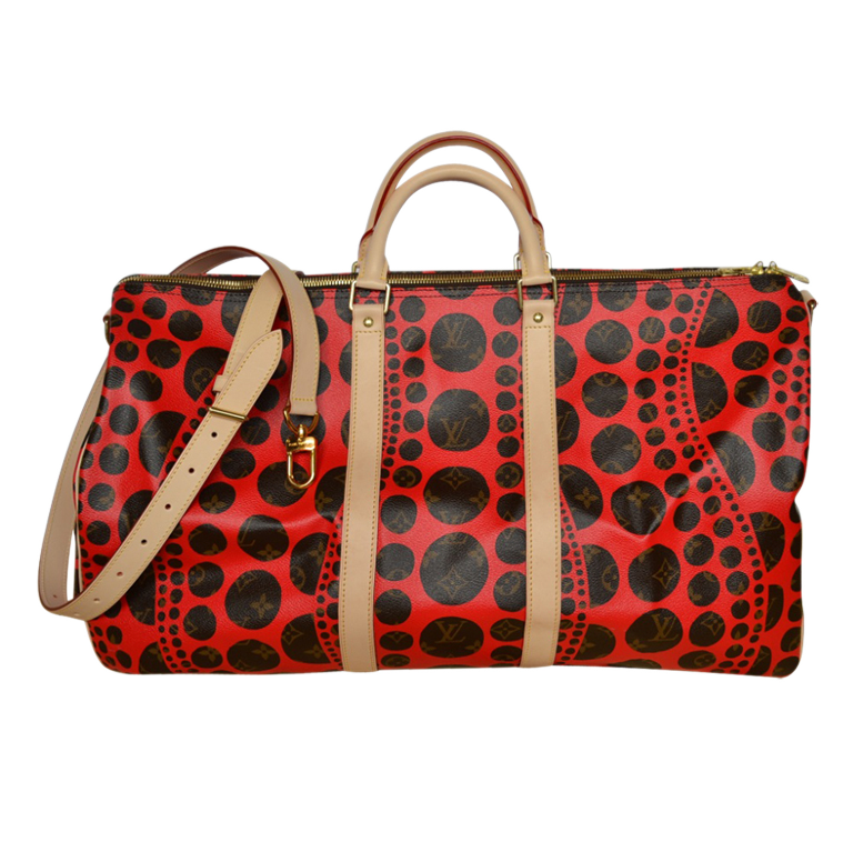 Louis Vuitton Keepall 45 Yoyoi Kusama
