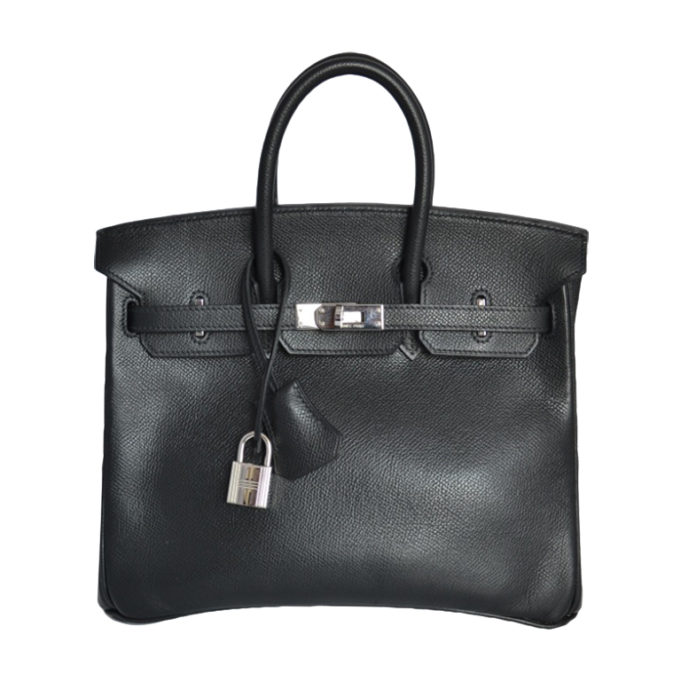 Hermès Birkin 25 Epsom Noir