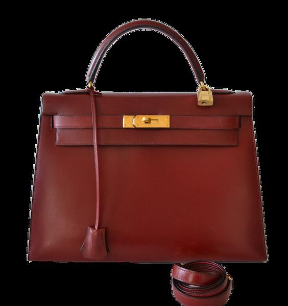 Sac Hermes Birkin 35 Togo bicolore