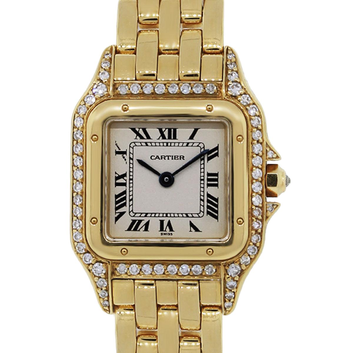 Cartier montre Santos 18 carats