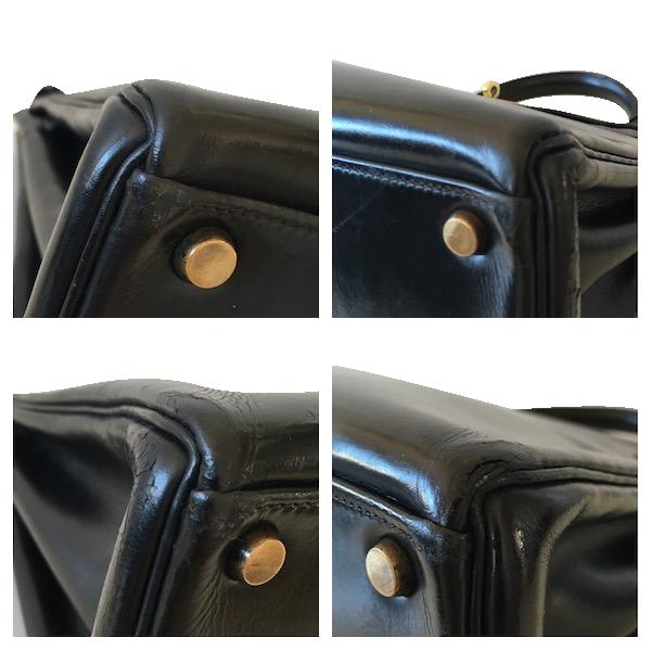 Hermès Kelly 32 Box Noir