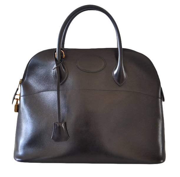 Sac Hermès modèle Bolide 35 Veau Box