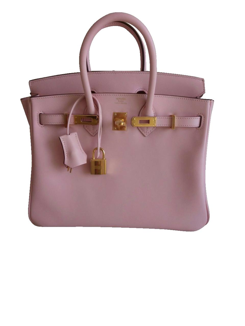 Hermès Birkin 25 Rose Sakura