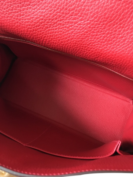 Sac Hermès Kelly 32 Rouge Casaque
