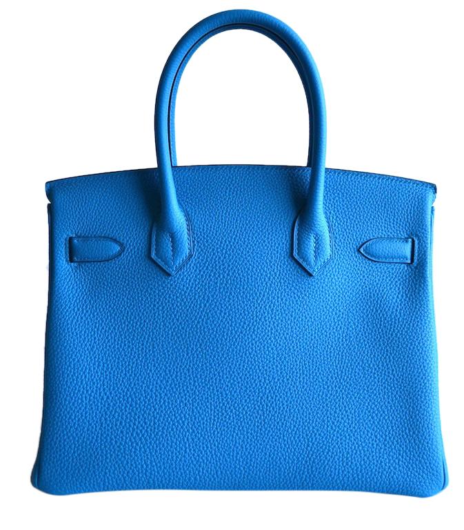 Sac Hermès Birkin 30 Togo Zanzibar