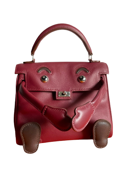 HERMES KELLY QUELLE IDOLE ROUGE H