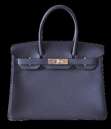 Hermes Birkin 30 Togo Bleu Nuit